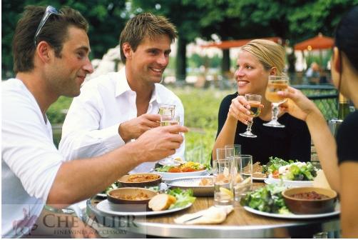 8 bí quyết ăn uống lành mạnh của người Pháp