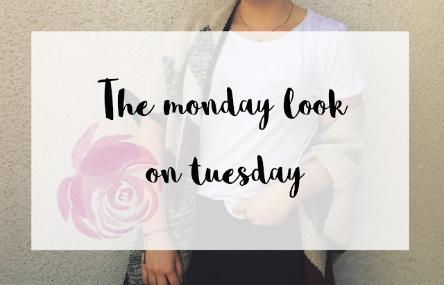 The Monday look on Tuesday | #OOTD