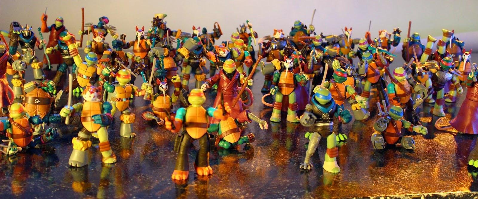 """NickALive!: Nickelodeon's """"Teenage Mutant Ninja Turtles ...Ninja Turtles Toys Nick"""