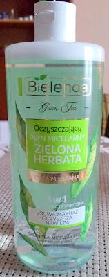1974. Bielenda płyn micelarny zielona herbata