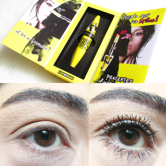Review: Maybelline Go Chaotic Mascara