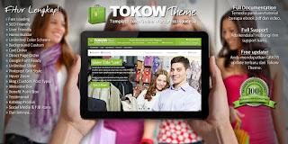 kumpulan theme wp toko online
