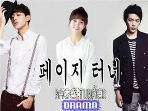 Hantu Baca Drama Korea Terbaik Terbaru PAGE TURNER (2016)
