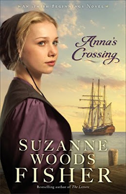 BOOK REVIEW: Anna's Crossing by Suzanne Woods Fisher