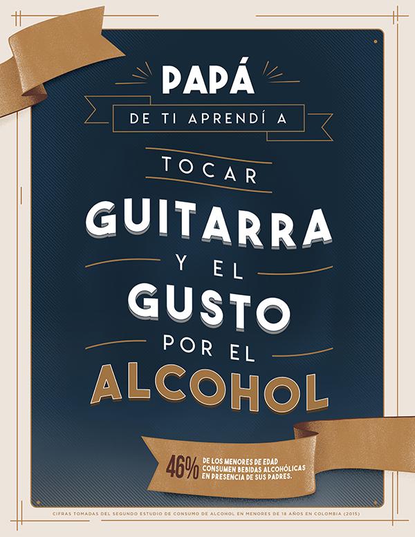 Estudio evidencia que los padres aceptan el consumo de alcohol en menores de edad Colombianos