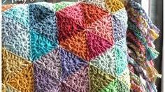 Almohadón / cojín artesanal al crochet - paso a paso