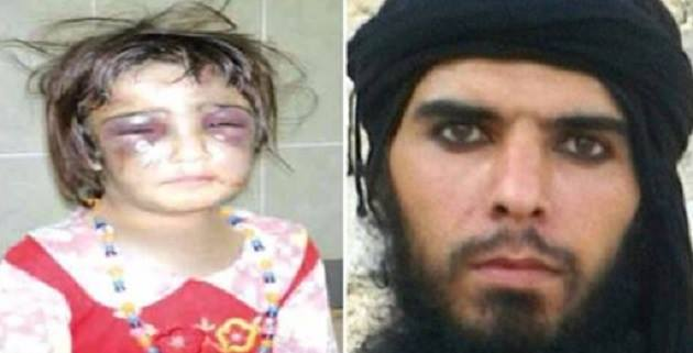 ISIS Fighter Raping Little Girl Tells Her That Rape Is An Act Of Worship  That Draws