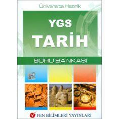 Fen Bilimleri YGS Tarih Soru Bankası (2017)