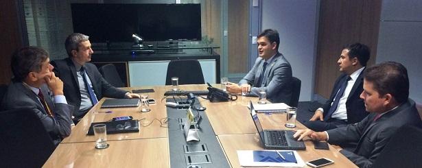 Deputado Rubens Jr. cobra do Banco do Brasil reativação de agência em Matões