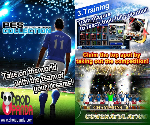 PES COLLECTION Apk For Android