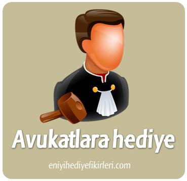 Avukata özel hediyeler
