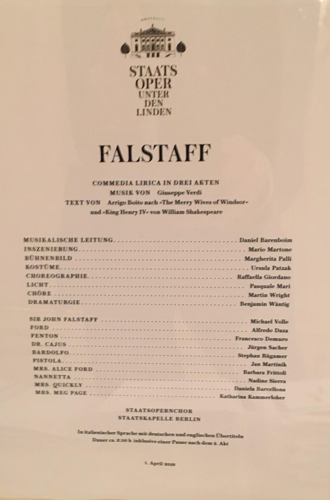 Fanáticos da Ópera / Opera Fanatics: Abril 2018