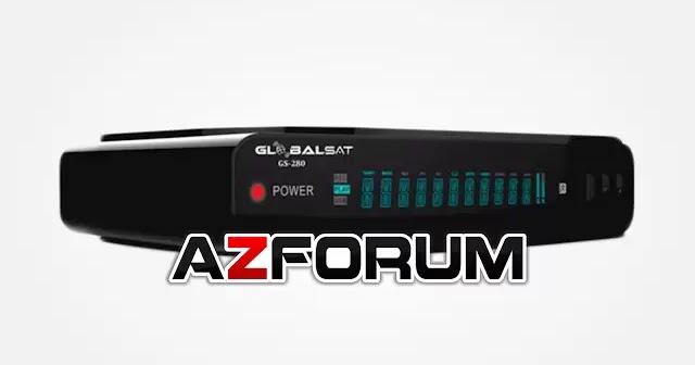 Atualização Globalsat GS 280 V1 26 - 30/07/2019 - Az Fórum