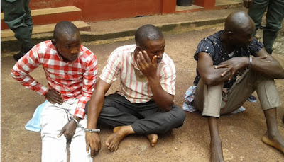 DSP, IPOB Members Arrested Over Bombing and Robbery