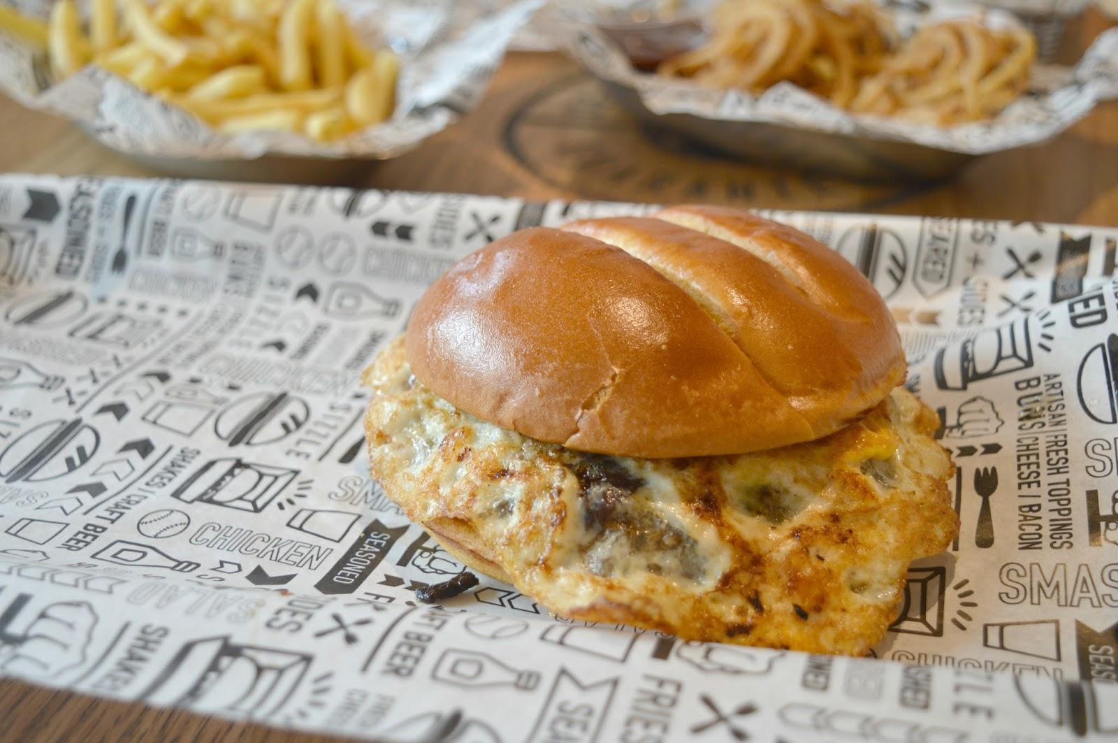 Eldon Square - Smashburger