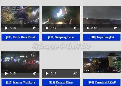 CCTV Online Jalan Kota Pekanbaru
