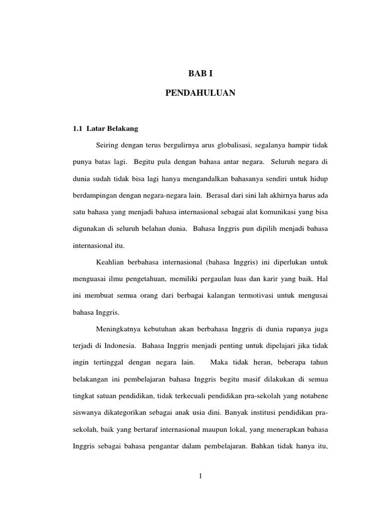Makalah Dalam Bahasa Inggris Wood Scribd Indo