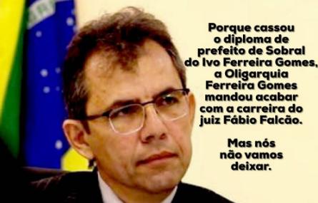 Juiz que cassou Ivo Gomes é comparado a Sergio Moro e recebe apoio da população
