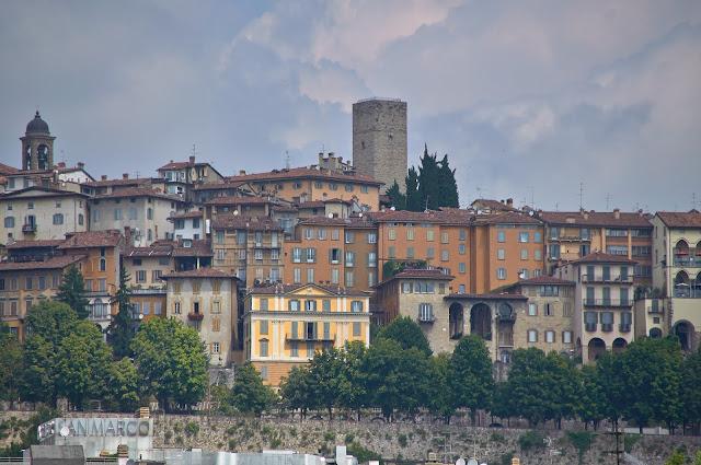 Lombardia Włochy jak dojechać do Bergamo?