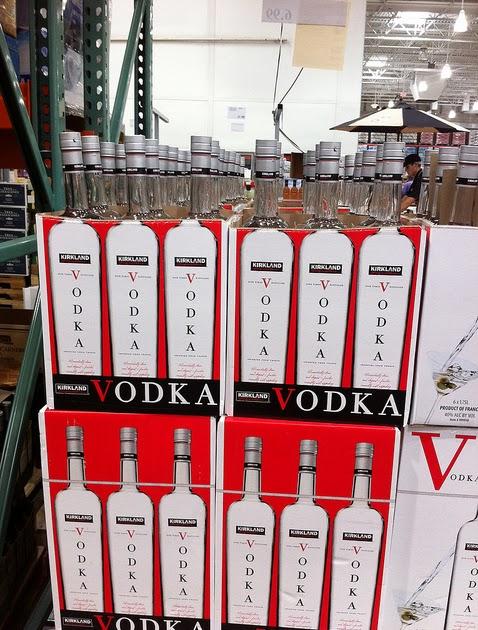 Just JoeP: WX Imports NOT Grey Goose Makes Kirkland Vodka