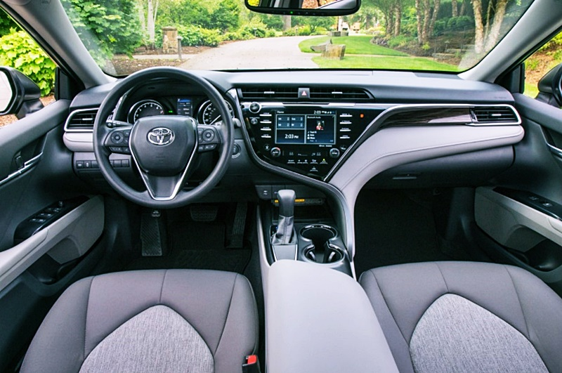 2018 Toyota Camry Price Mid-Size Cars