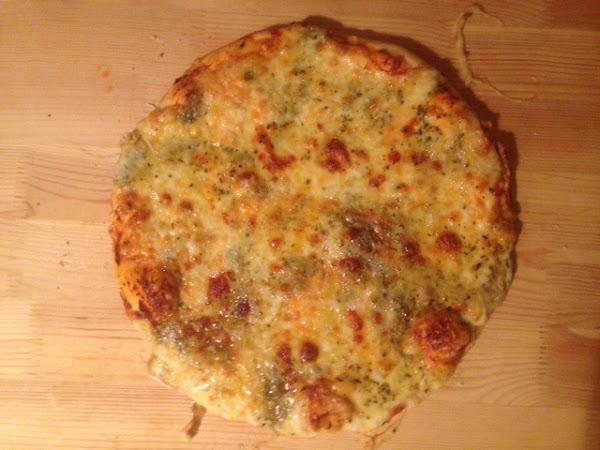 Пица Четири сирена