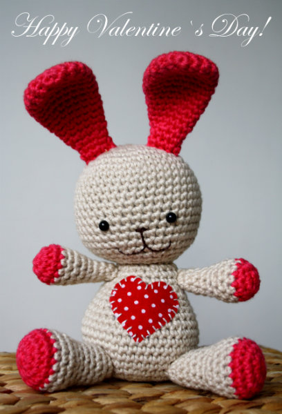 59ed90b226b Huckleberry Love  12 Free Valentines Day Crochet Patterns