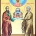 Two Captains in One Boat: Solemnity of Saints Peter and Paul (29th June, 2014).