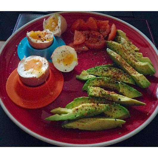 Easy Healthy Recipes - Weekend Breakfast!