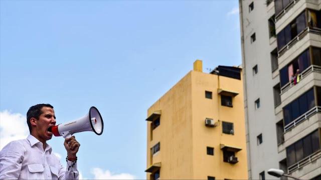 Guaidó vuelve a plantear una invasión militar foránea en Venezuela