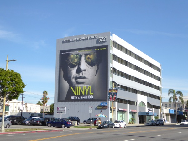 Giant Vinyl season 1 billboard