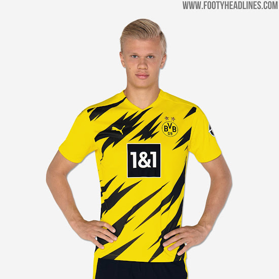 Borussia Dortmund 20 21 Home Kit Released Footy Headlines