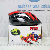 Helm Sepeda Forward FWD In-Line Skating and Biking Helmet