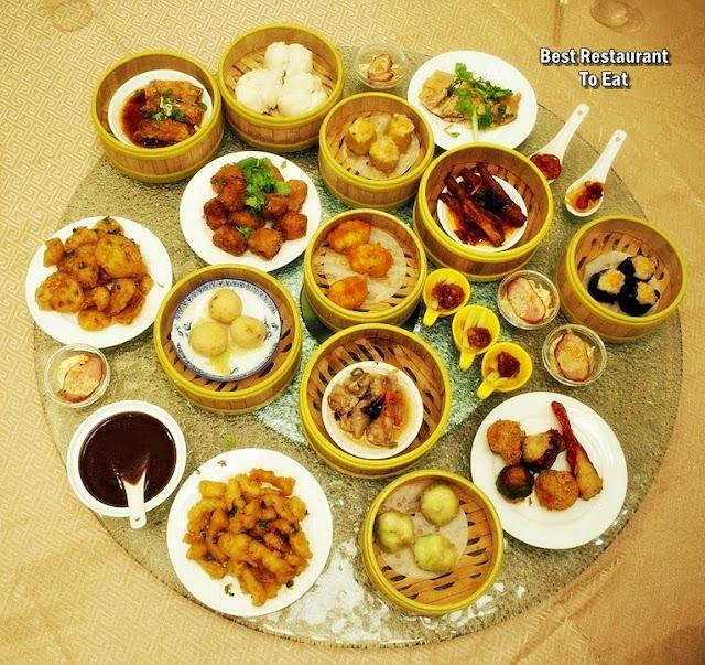 Dim Sum Feast at CELESTIAL DYNASTY