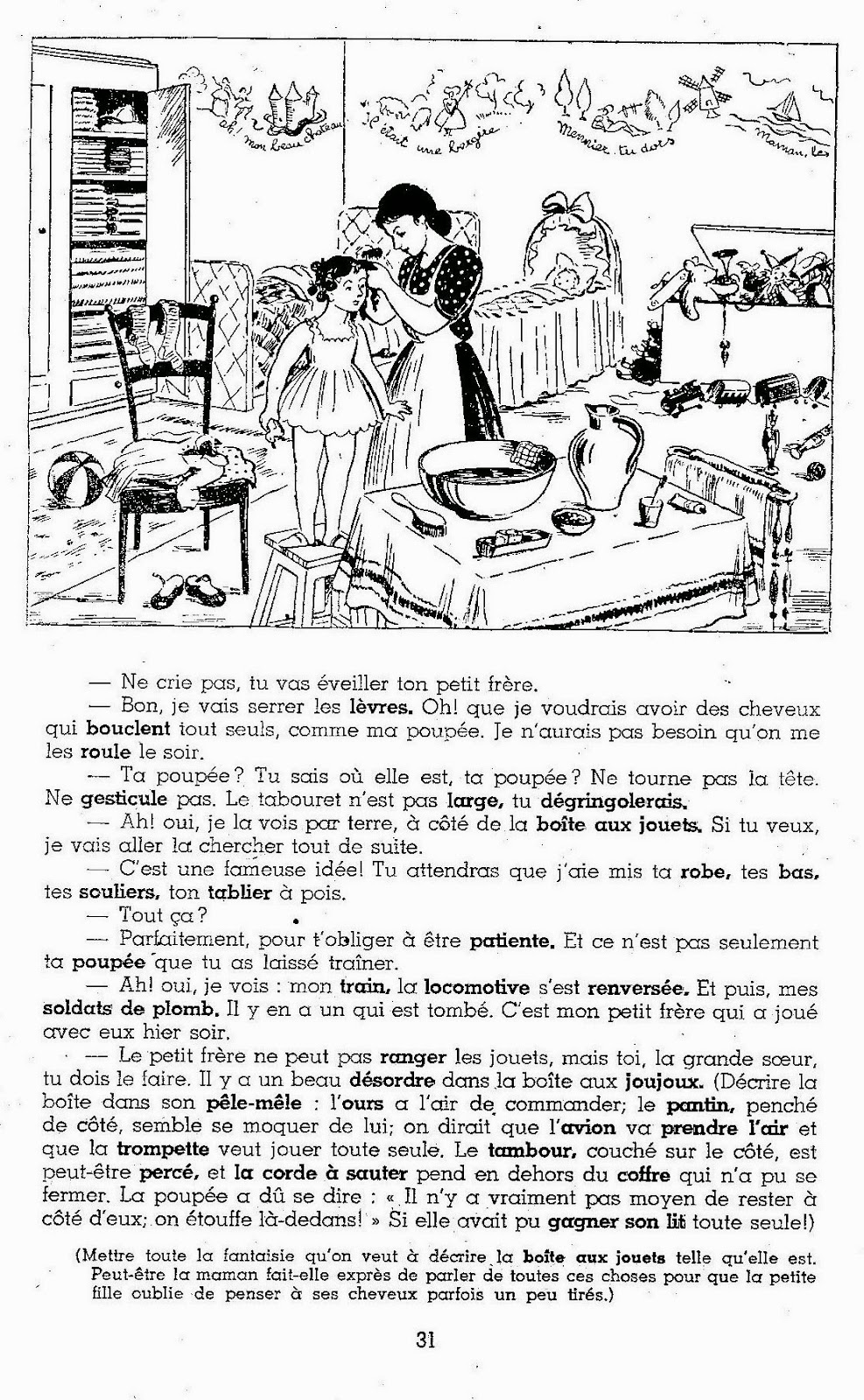 manuels anciens la toilette vocabulaire et locution. Black Bedroom Furniture Sets. Home Design Ideas