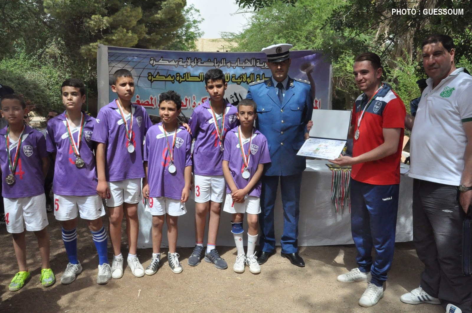 VOLLEY BALL Festival National Des