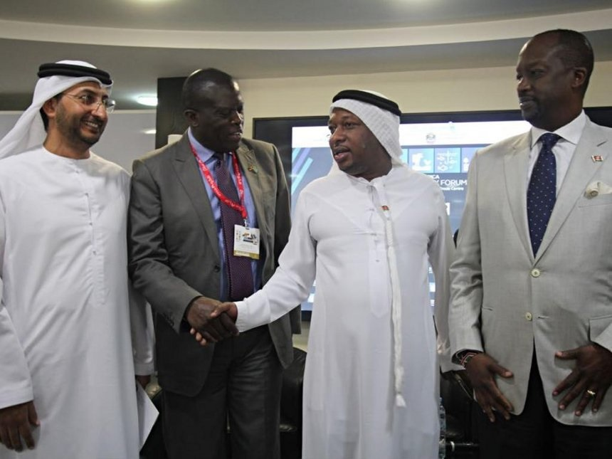 Daily post mike sonko tells dubai and russian investors for Arabian cuisine nairobi