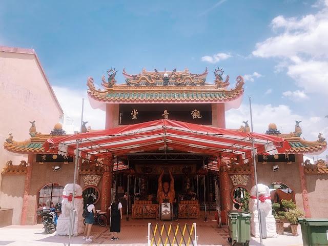Tham quan đền Joo Chiat