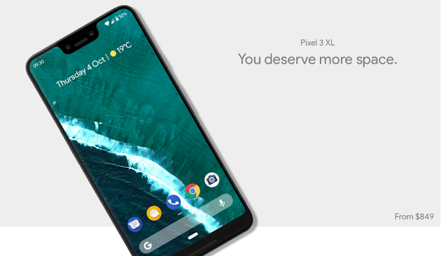 Pixel 3 XL Concept Shows Off What the Future Holds