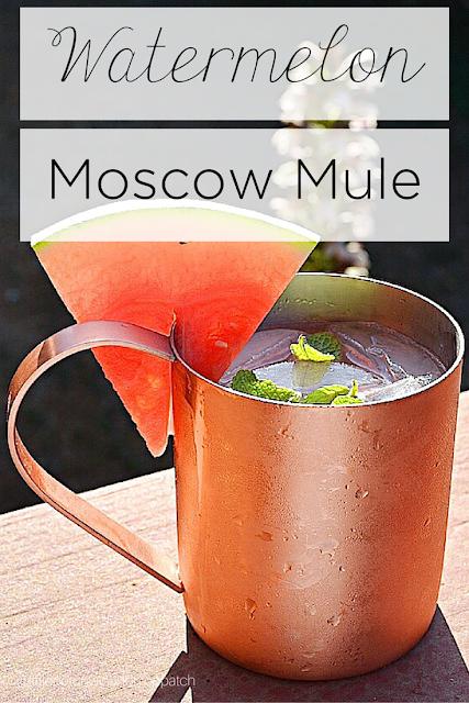 watermelon moscow mule recipe