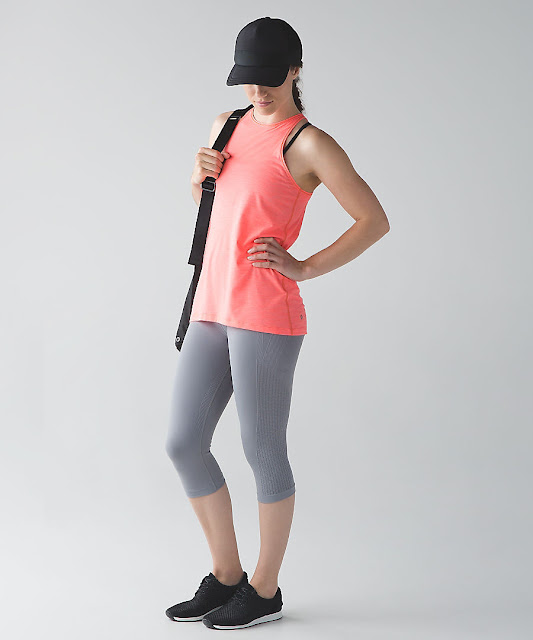 lululemon trapeze-twist-tank grapefruit