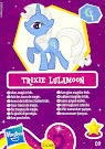 My Little Pony Wave 6 Trixie Lulamoon Blind Bag Card