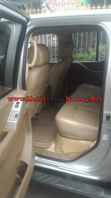 nissan nevara th 2008 bekas area malang