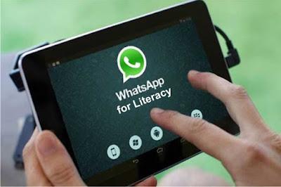 Program Literasi, WhatsApp Buktikan Dongkrak Minat Baca Masyarakat