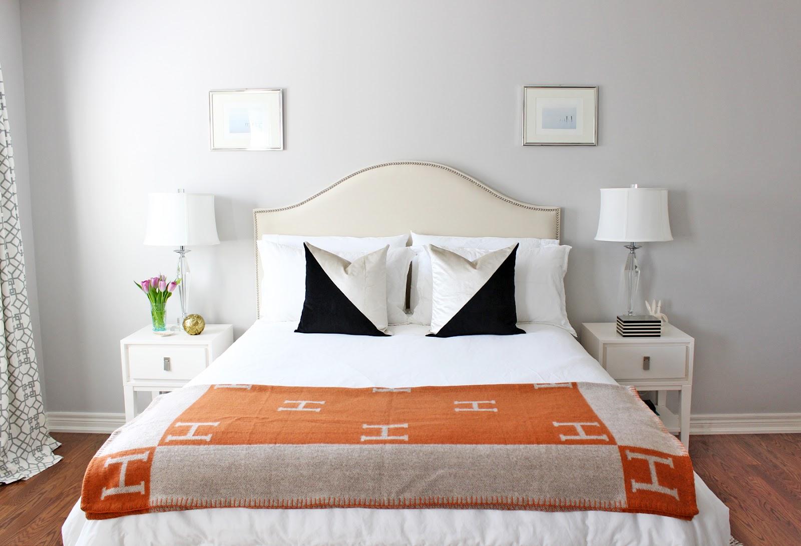 Hermes Blanket Bedroom