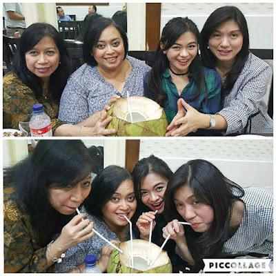 Puspa Dewi, Wanita Berusia 50 Tahun Cantik seperti ABG