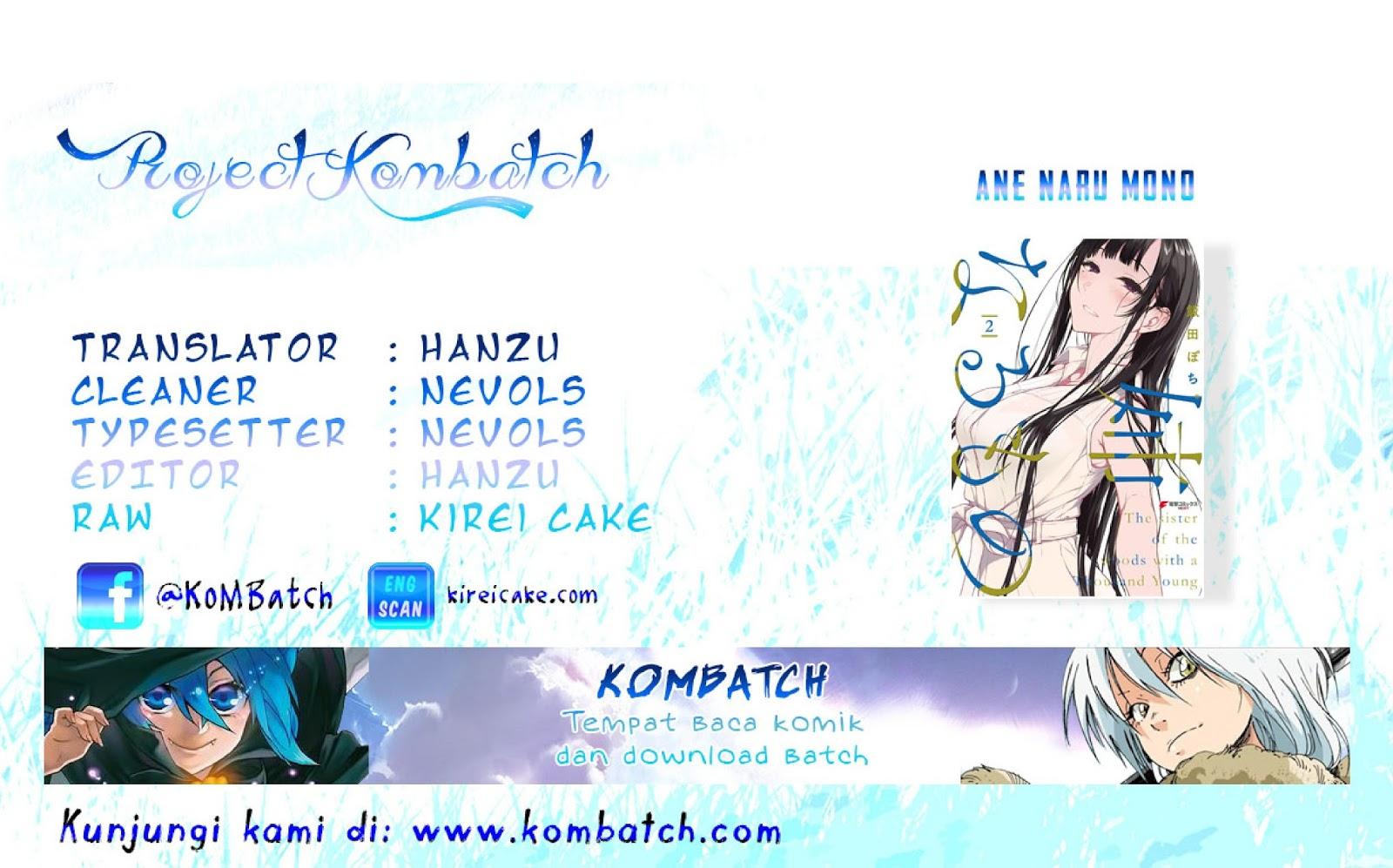 Baca Komik Ane Naru Mono Chapter 19 Komik Station