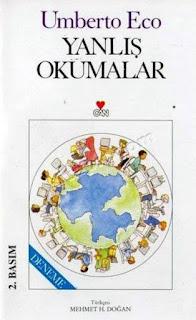 Umberto Eco - Yanlış Okumalar