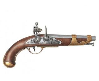 Pistola-caballeria-francesa