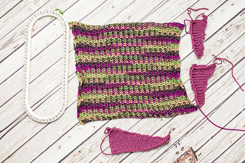 Loom Knit Fish Pattern Free Loom Knitting By This Moment Is Good